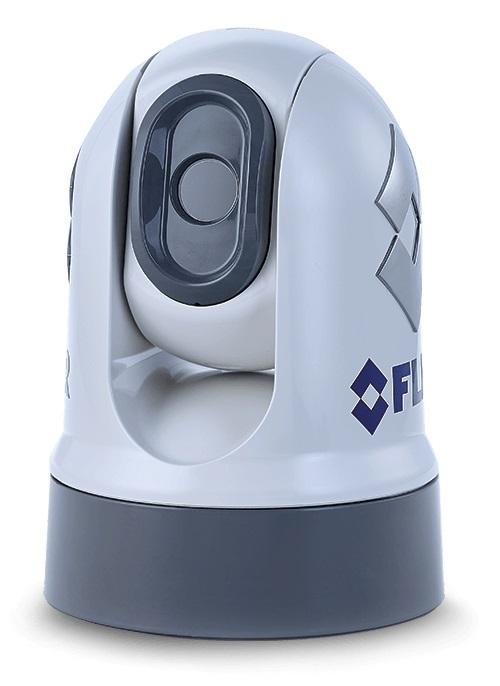 FLIR M132 Thermal IP Camera 320x240 9Hz No JCU - # E70432