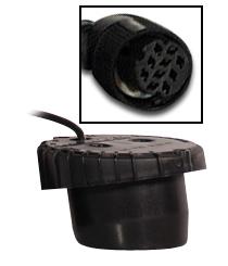 Furuno 520-IHD IN-HULL Ducer W W/10 Pin Connector - # 520-IHD
