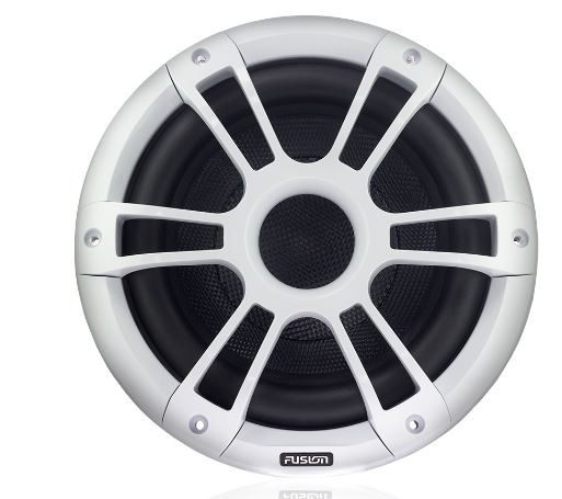 Fusion SG-SL101SPW SUB-WOOFER Signature Sport Grille White - # 010-01428-22