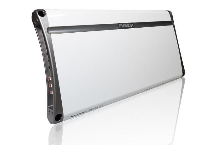 Fusion MS-AM806 Amplifier 24v 800 Watt 6 Channel - # 010-01703-00