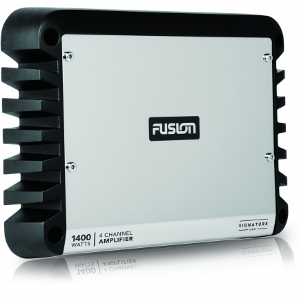 Fusion SG-DA41400 Amplifier Class D 4 Channel 1400W - # 010-01969-00