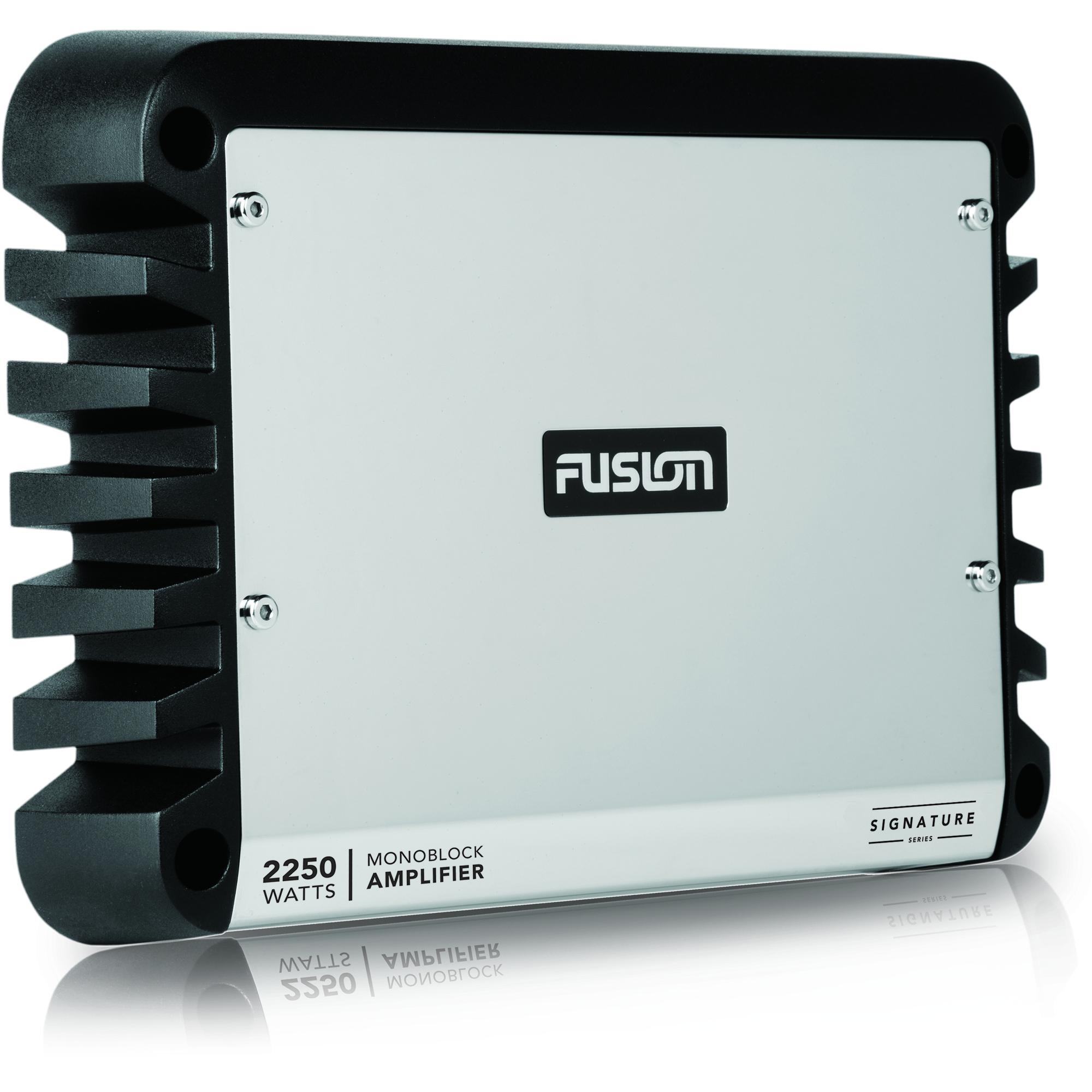 Fusion SG-DA12250 Amplifier Class D Mono Block 2250W - # 010-01970-00