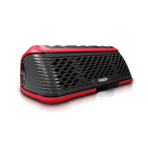 Fusion WA-SA150RU Stereoactive Red Waterproof Stereo - # 010-01971-10