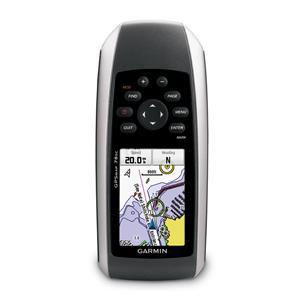Garmin GPSMAP78SC HH GPS With Sensor And US Coastal - # 010-00864-02