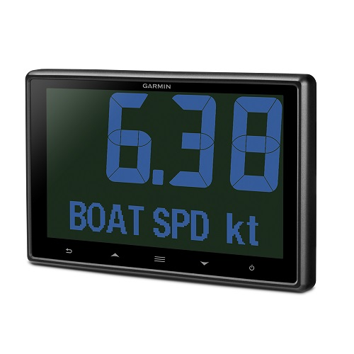 Garmin GNX120 7 Display
