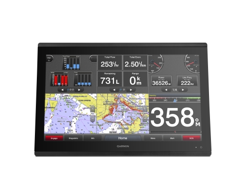Garmin GPSMAP8422 22IN Plotter
