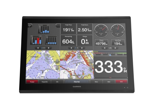 Garmin GPSMAP8624 24IN Plotter