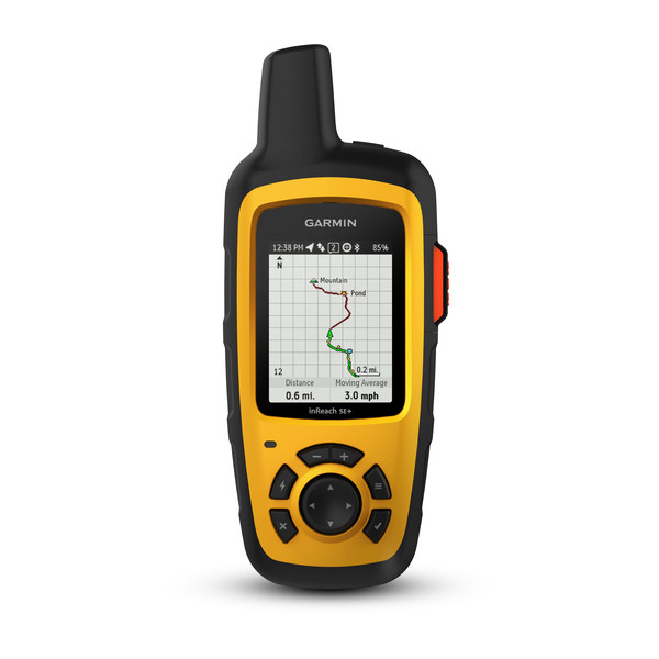 Garmin inReach SE+ Satellite Communicator GPS