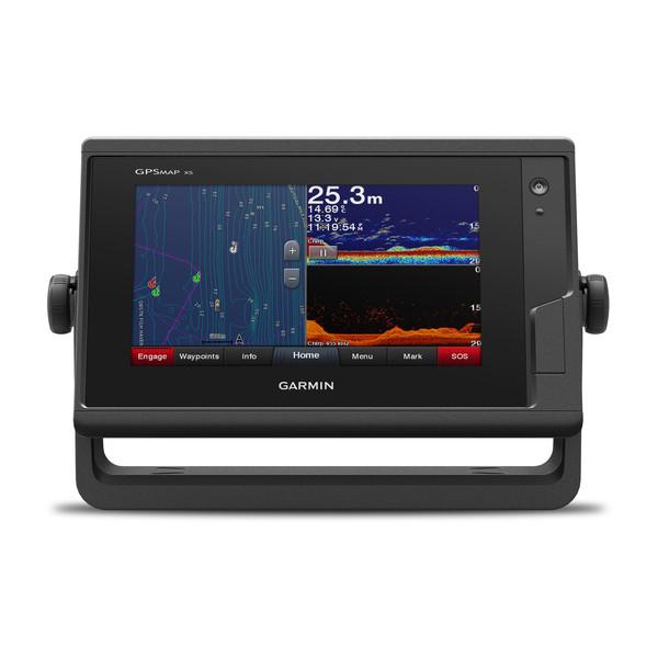 Garmin GPSMAP722XS 7 Plotter Basemap No Transducer