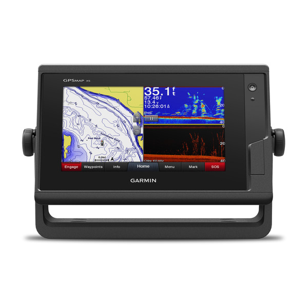 Garmin GPSMAP742XS 7 Plotter US Coastal No Transducer