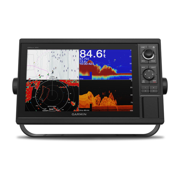 Garmin GPSMAP1242XSV 12 Combo US Lakes & Coast No Transducer