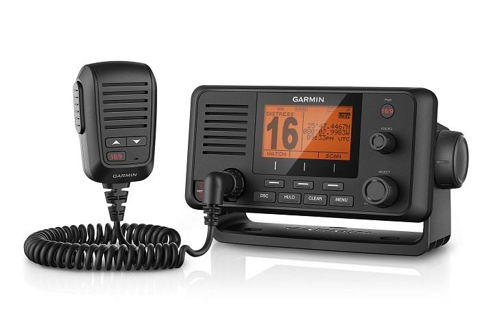 Garmin VHF210 VHF Radio  - # 010-01751-00