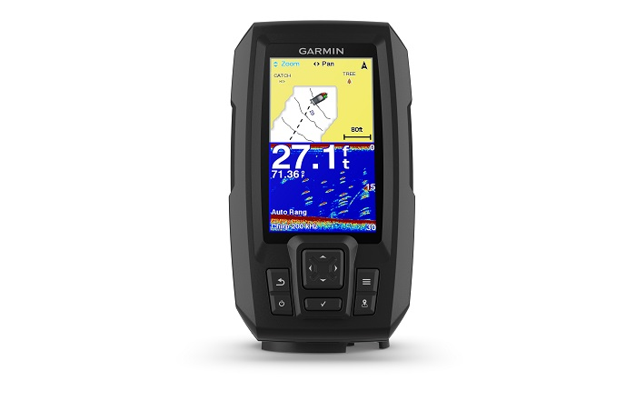 Garmin Striker Plus 4 3.5 NOT A CHART PLOTTER
