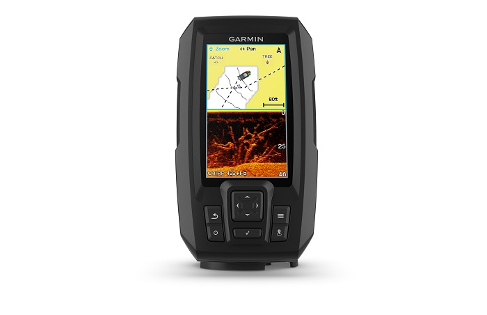 Garmin Striker Plus 4CV 3.5 NOT A CHART PLOTTER