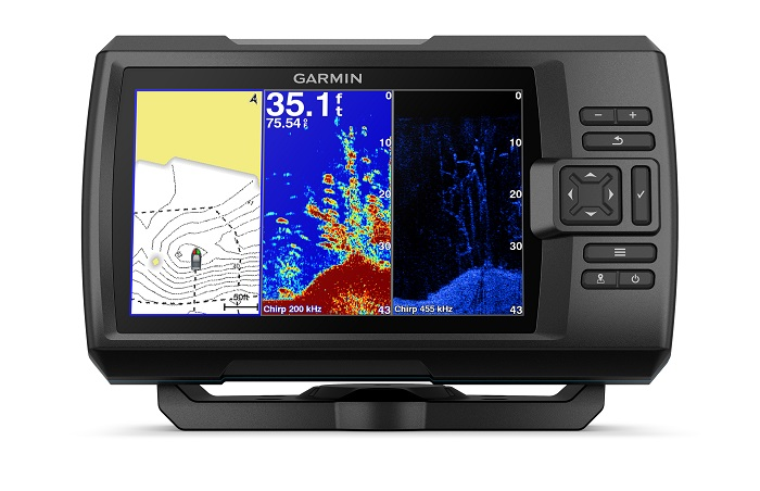 Garmin Striker Plus 7CV 7 NOT A CHART PLOTTER