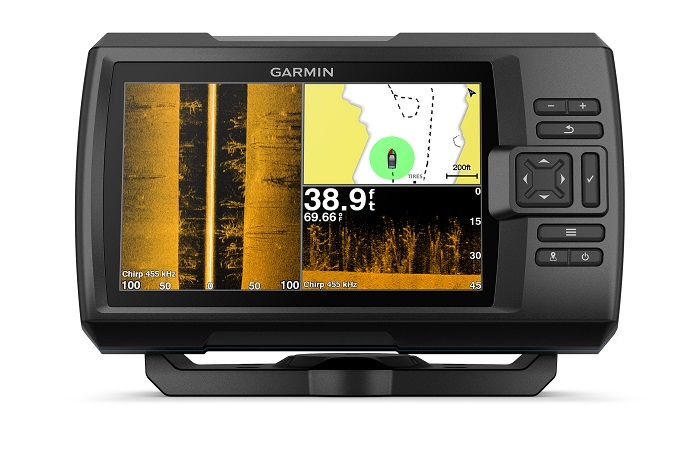 Garmin Striker Plus 7SV 7 NOT A CHART PLOTTER