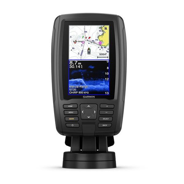 Garmin ECHOMAP Plus 42CV Combo Basemap  W/O Transducer