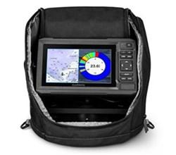 Garmin ECHOMAP Plus 63CV Ice Bundle With GT8HW-IF - # 010-01889-15