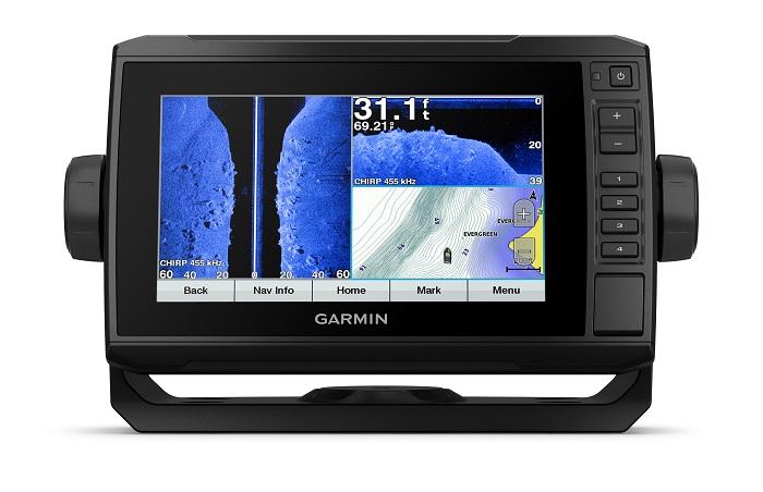 Garmin ECHOMAP Plus 73SV Combo US Lakes W/O Ducer
