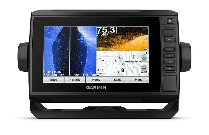 Garmin ECHOMAP Plus 74SV Combo US Bluechart W/O Ducer