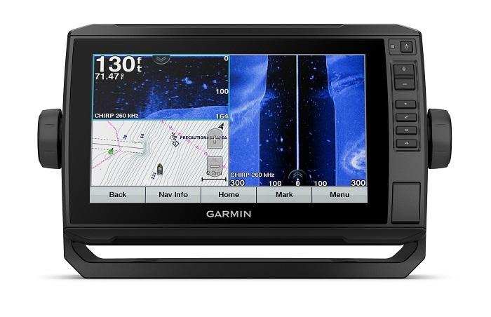 Garmin ECHOMAP Plus 94SV Combo US Bluechart W/O Ducer