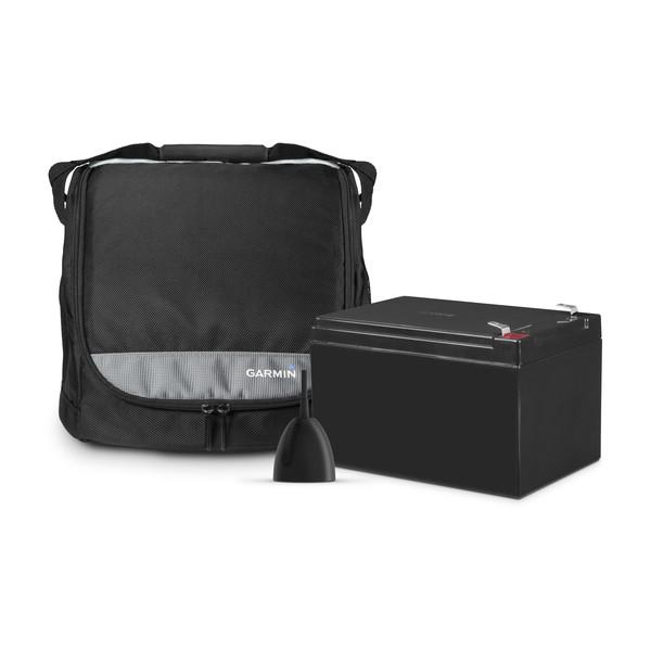 Garmin Large Portable Ice Fishing Kit With GT10HN-IF - # 010-12676-00