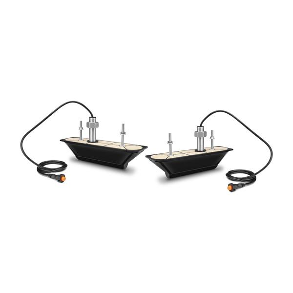 Garmin GT34UHD-THP Transducer Thru-Hull Pair 12-Pin - # 010-12776-11