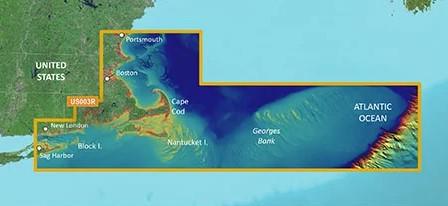 Garmin VUS003R G3 Vision Cape Cod - # 010-C0704-00