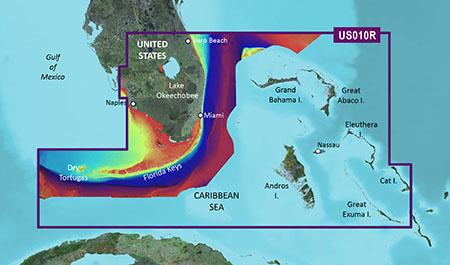 Garmin VUS010R G2 Vision Southeast Florida