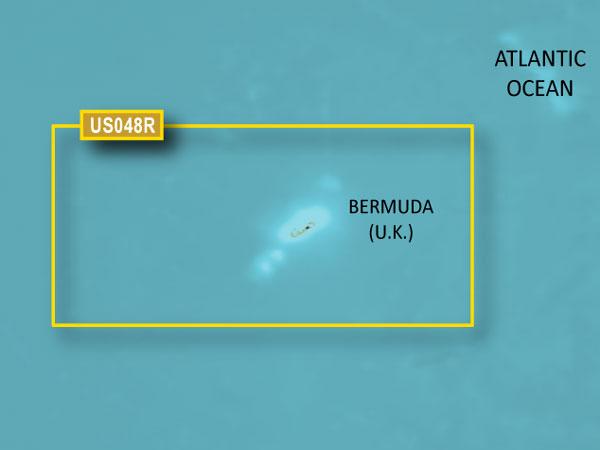 Garmin HXUS401S G2 Micro SD Bermuda