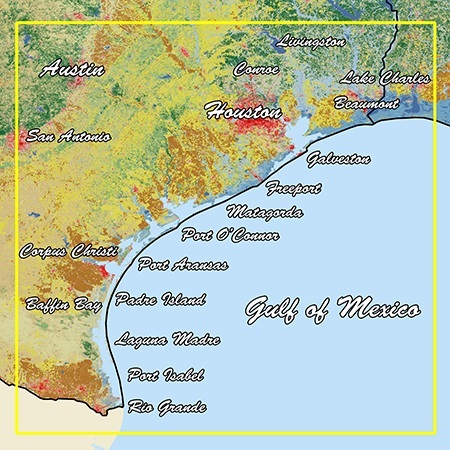 Garmin Texas One Standard Mapping Professional - # 010-C1176-00