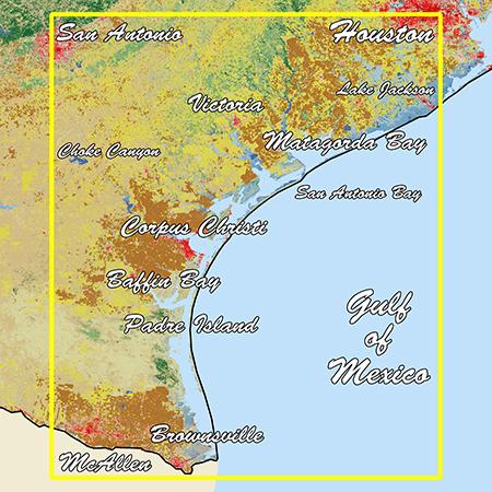 Garmin Texas West Standard Mapping Classic - # 010-C1177-00