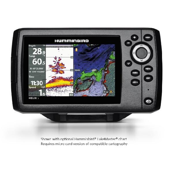 Humminbird HELIX 5 Chirp GPS 5