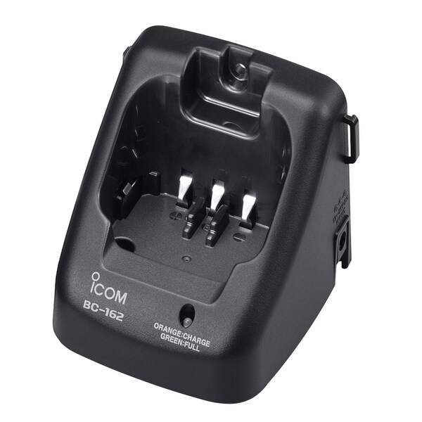 Icom BC162-01 Rapid Charger Requires BC145A11 - # BC162 01