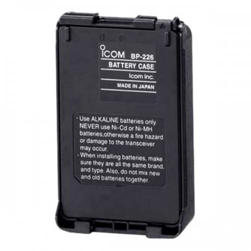 Icom BP-226 Aa Battery Tray For M88 - # BP226