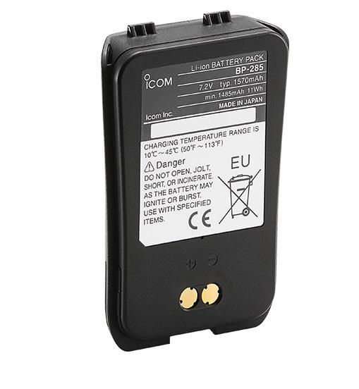 Icom BP285 Battery Pack For M93D - # BP285