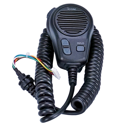 Icom HM196B Black Microphone Replacement For M424 - # HM196B