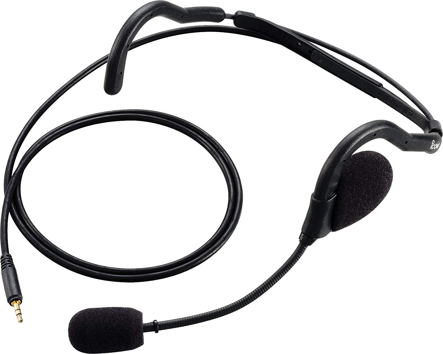 Icom HS-95 Behind The Head Headset F/M72 Requires VS1 - # HS95