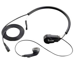 Icom HS-97 Throat Microphone F/M72 Requires OPC1392 - # HS97