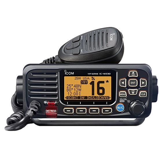 Icom M330 Black VHF
