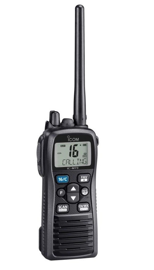 Icom M73 Plus Hand Held VHF