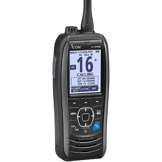 Icom M93D Hand Held VHF