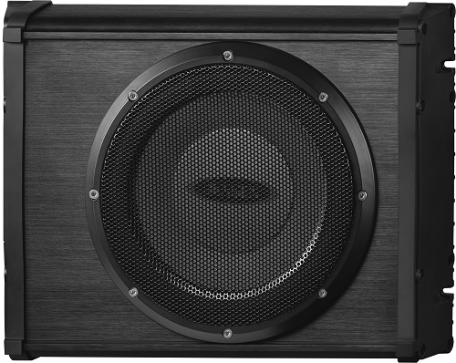 Jensen JMPSW800 8 Sub Woofer 200 Watt Marine Powered - # JMPSW800