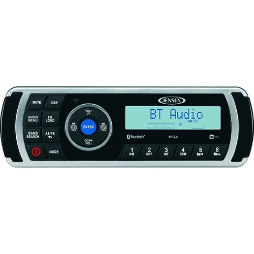 Jensen MS2ARTL AM/FM/USB Bluetooth Stereo