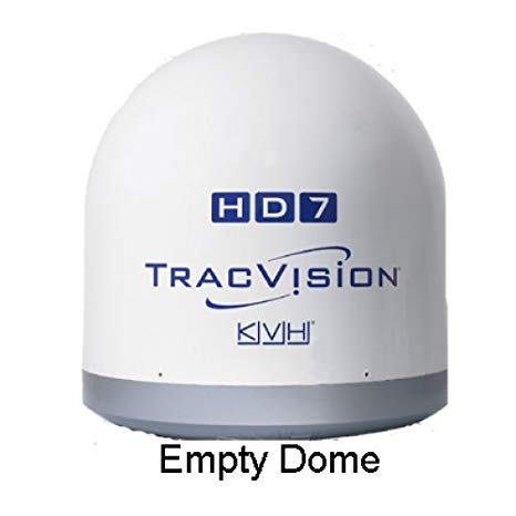 KVH 01-0290-02SL Dummy Dome For HD7