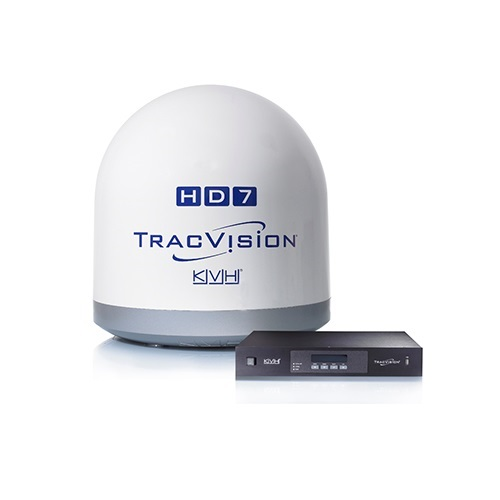 KVH Kvh Tracvision HD7 TV System With Tri America LNB - 01-0323-03