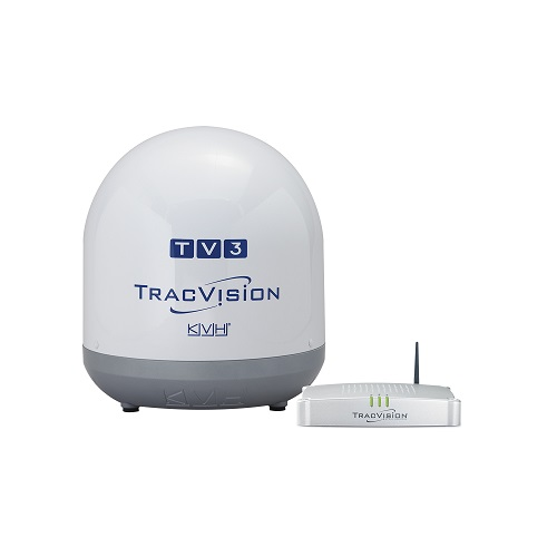 KVH Kvh Tracvision TV3 Satellite Linear Dual Output LNB - 01-0368-09