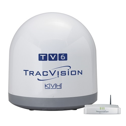 KVH Kvh Tracvision TV6 Satellite Latin America - 01-0369-03