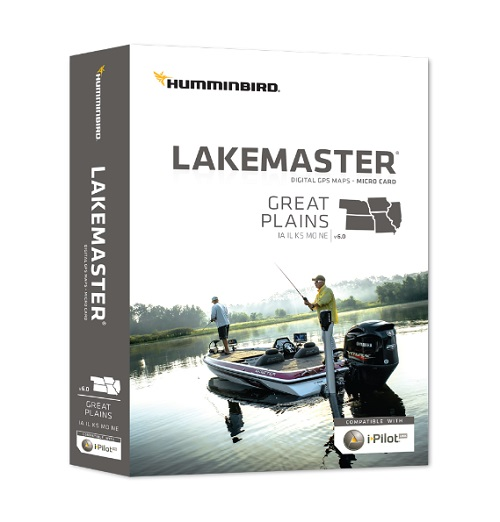 Lakemaster 600017-5 Great Plains Ia Il Ks Mo Ne