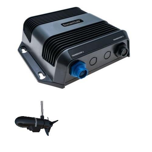 Lowrance Lowrance Sonarhub Sounder Module W/ Spotlightscan Transducer - 000-11304-001